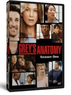 Grey's Anatomy - 1ª Temporada Completa