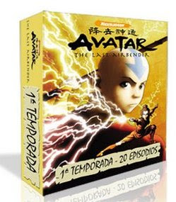Download - Avatar 1ª Temporada Completa - Dublado