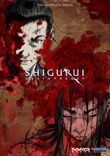 Download - Shigurui - 1ª Temporada Mp4 - Legendado