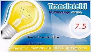 Baixar - TranslateIt! 7.5