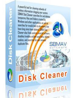 Download - SBMAV Disk Cleaner 2009 3.33