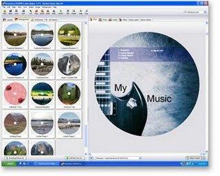 Download - Acoustica CD/DVD Label Maker 3.32