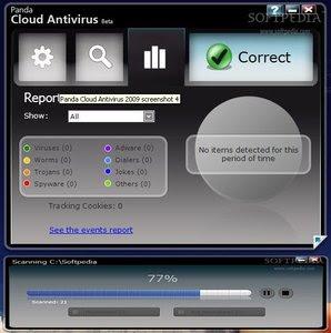 Baixar - Panda Cloud Antivirus 2009 00.08.80.0000