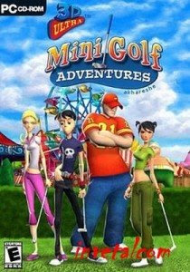 Baixar - 3D Ultra Mini Golf: Adventures - Pc