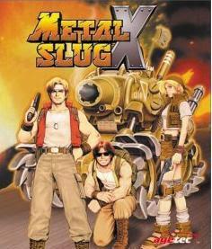 Baixar - Metal Slug X PC Portátil