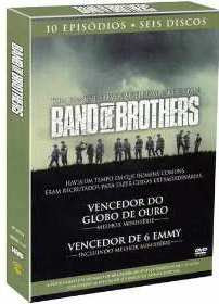 Band of Brothers 1ª Temporada