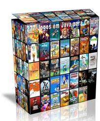 Pack 277 Jogos Java para Celular