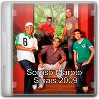 CD - Sorriso Maroto Sinais - 2009