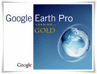 Google Earth Pro Gold Edition 2009