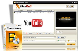 Xlinksoft YouTube to AVI Converter 2009