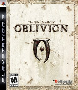The Elder Scrolls IV Oblivion - Ps3