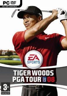 Baixar - Tiger Woods PGA Tour 08 PC