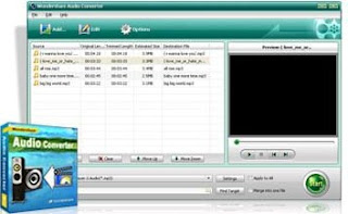 Wondershare Audio Converter