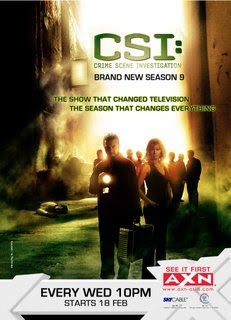 Download - Csi:Las Vegas 9ª Temporada Completa