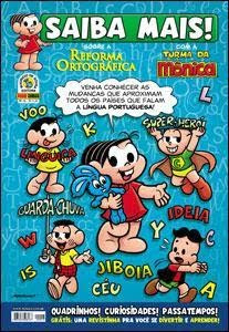 Download - HQ Turma da Monica  Reforma Ortografica