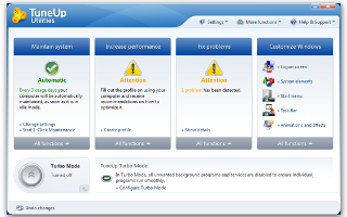 TuneUp Utilities 2009 8.0.2000 [Silent Install]