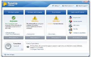 Download - TuneUp Utilities 2010