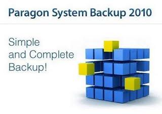 Baixar - Paragon System Backup 2010
