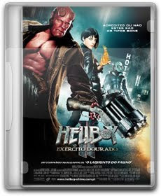 Download Hellboy 2 - Dvdrip Dublado
