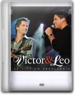 DVD Victor & Leo ao vivo em Uberlandia Completo - RMVB - 2008