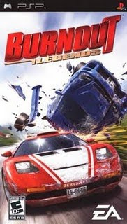 Download - Burnout Legends [PSP]