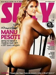Download Revista Sexy Manu Pessoti Agosto 2010