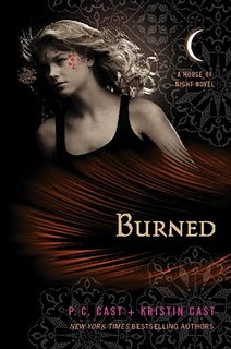 Download Livro House of Night BURNED (Queimada) Vol.07
