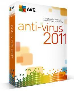 Download AVG Anti-Virus Professional Edition 2011 V.10