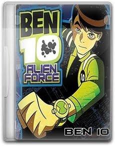 Download Ben 10: Força Alienígena Dublado