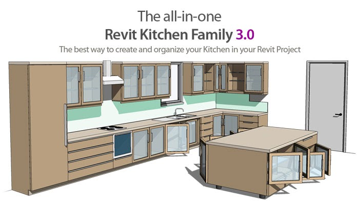 revit kitchen cabinet family revit content all in one revit door family 3 0 new 25581