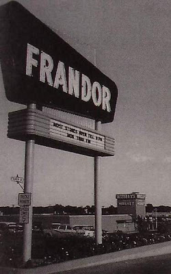 1954 : Frandor Center Opens, Michigan's 2nd Oldest Mall