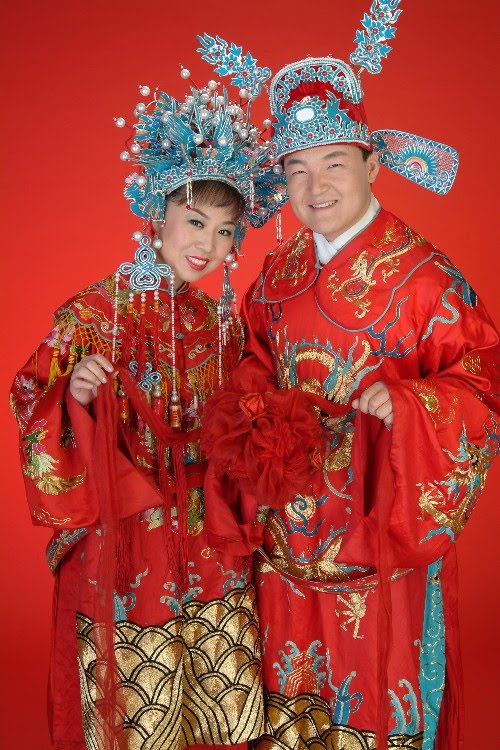 Wedding Gown Picture Tradinional Chinese Wedding Dress