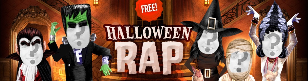Free Halloween Rap E-Card from JibJab - Miss Money Bee