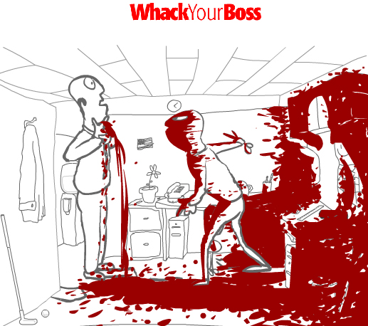 17 Ways To Kill My Boss - Play Free Flash Games Online at ...