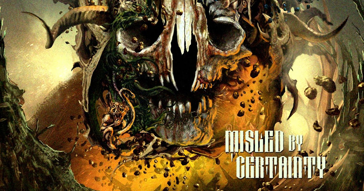 The Big Dipster: Cephalic Carnage - Misled by Certainty