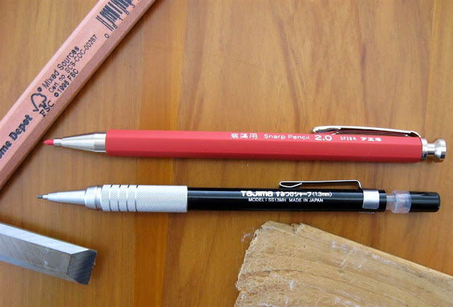 carpenter mechanical pencils
