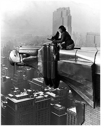 Account of the life and works of margaret bourke white