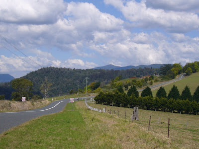 Good Motorcycle roads - Binna Burra