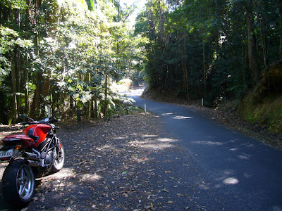 Good Motorcycle roads - Terranora