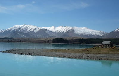 Road report - New Zealand South Island 2009