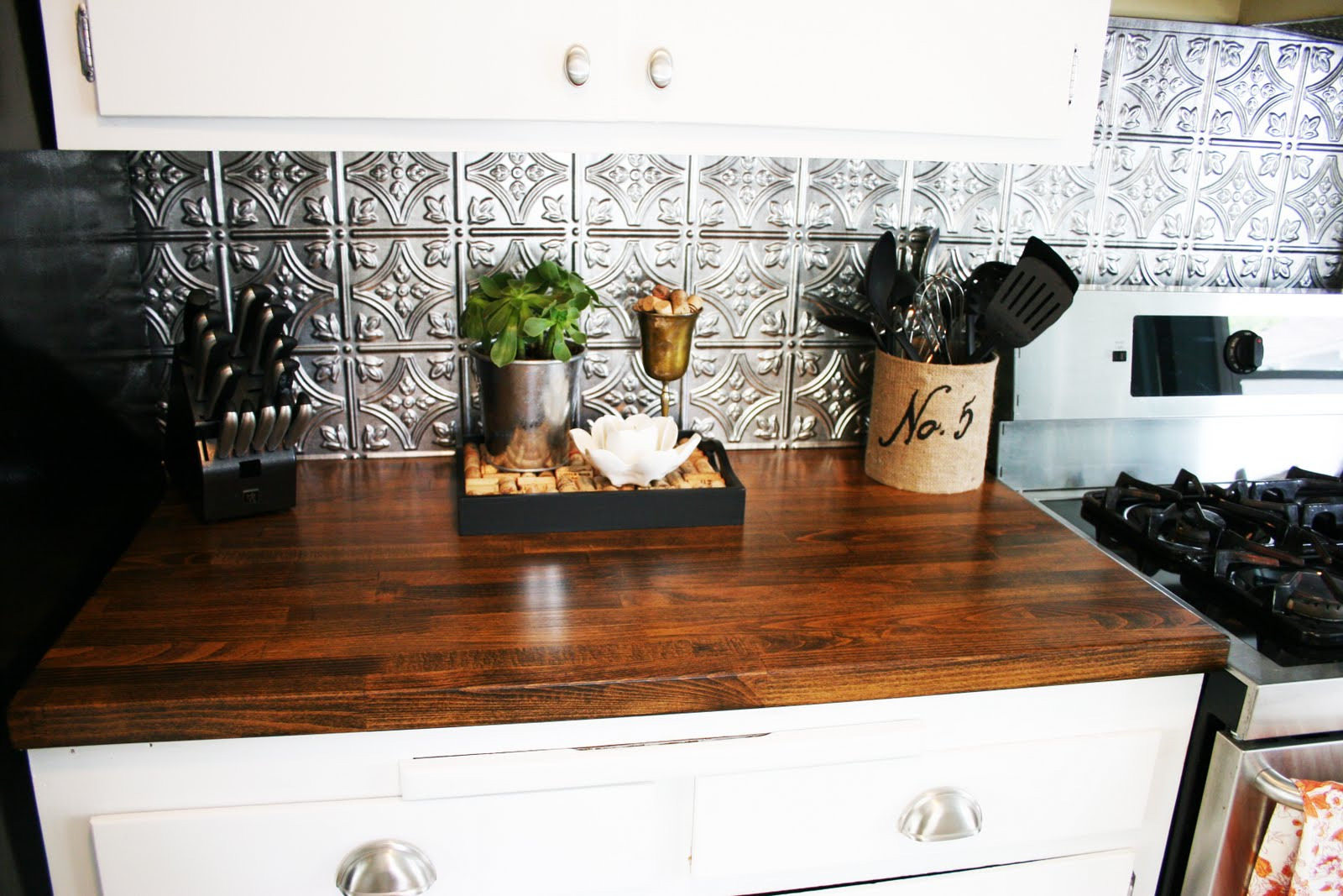 Best Backsplash For Butcher Block Countertops : Backsplash For Butcher Block Countertops #HQ79 ? Roccommunity