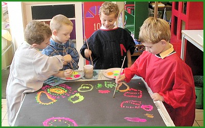 Creativity Education for Children: Drawing development in ...