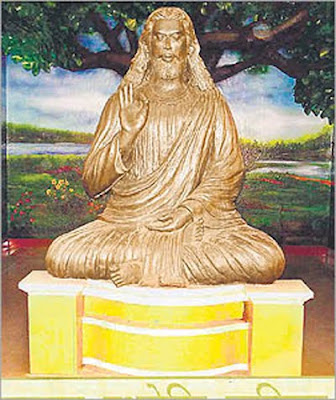 blog for jesus and other names jesus as buddha meditating
