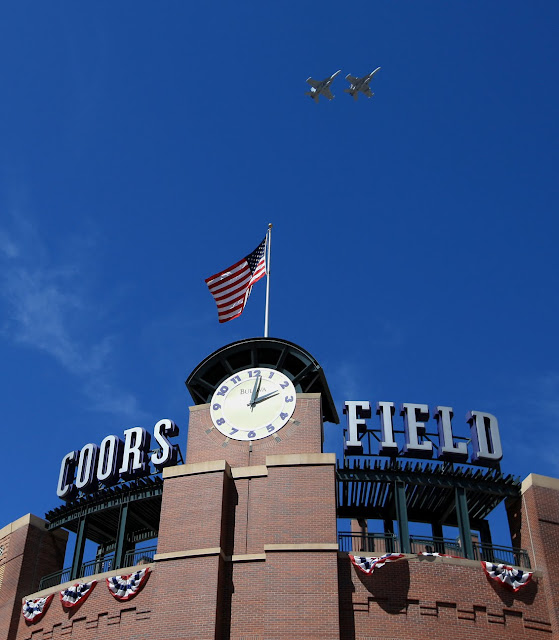 Ken Papaleo: X Marks The Shot: Coors Field