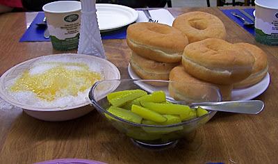 meeyauw: Sugar on Snow Supper