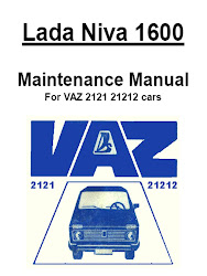 Manual Lada Niva 1600