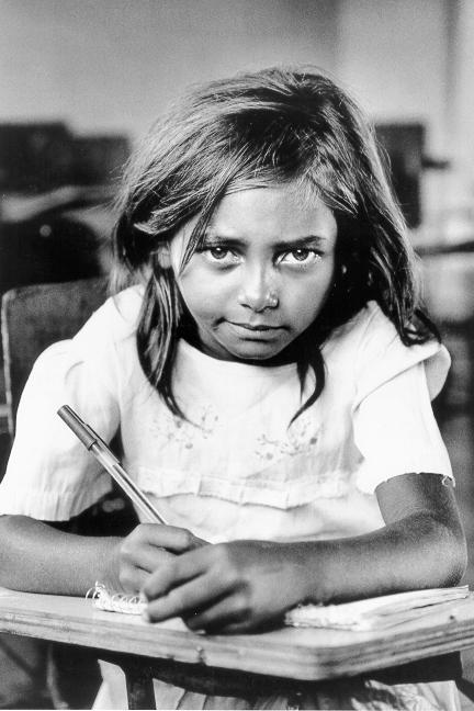 Anete, filha de sem-terra - Sergipe, anos 90