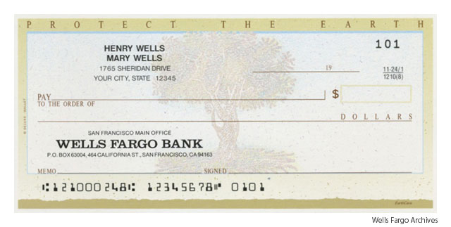 Print sample blank checks bank check writing template for Oversized check template