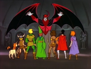 é Noz Na Fita Caverna Do Dragão O Final Quem Ninguém Viu