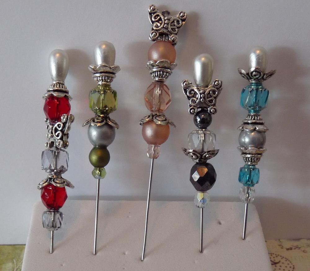 Beyond The Fringe Mini Hat Pins